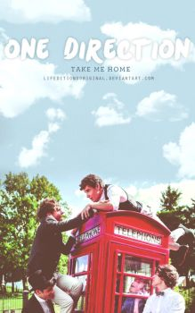 TAKE ME HOME - ONE DIRECTION by LifeditonsORIGINAL