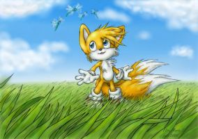 Tails_of_the_Summer_ by nocturnalMoTH