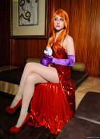 Jessica Rabbit II by EnchantedCupcake