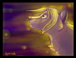 Those Bright Lights by Almirah