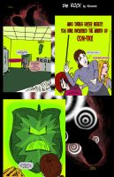 The Thing in the Basement pt 4 by Heroid