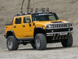 Hummer H2 Geiger by TheCarloos