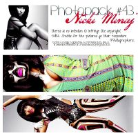 Photopack #43 Nicki Minaj by YeahBabyPacksHq