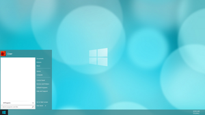 Windows 8 Desktop Concept 2 by gifteddeviant