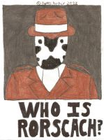 Rorschach's Fable, Who Is Rorschach? by Rock-Raider