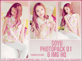 Soyu (ULZZANG GIRL) - PHOTOPACK#01 by JeffvinyTwilight