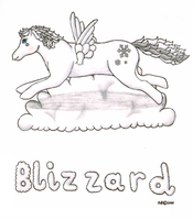 Blizzard MLP in color by VioletWhirlwind