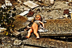 HDR Chernobyl Doll by GemstoneStudios