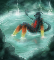 Hot Spring [C] by Kepidemic
