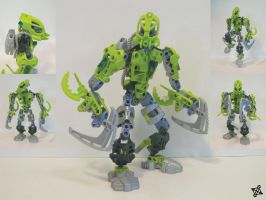 Toa of Plantlife by Timbertail