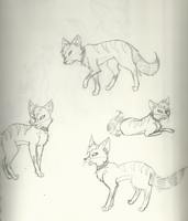 Tess sketch dump by Tess-Is-Epic