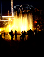 Lights, water, action by CoasterLass