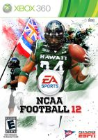 Hawaii Football by reaper808