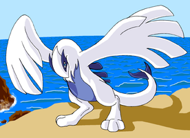 Lugia for Siruku by Synchro593