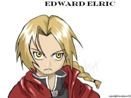 Just another Edward Elric by RevoHexe