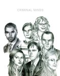 Criminal minds by NSmoerebroet