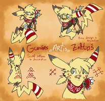 Worldchu - Latvia - Artis by Pannzilla