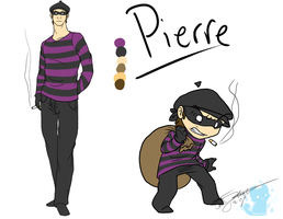 Pierre ref by PhantomCat