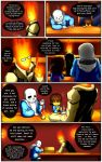 Reminiscence: Undertale Fan Comic Pg. 6 by Smudgeandfrank