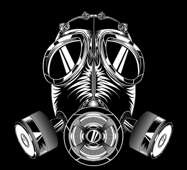 Gas Mask by lawfx