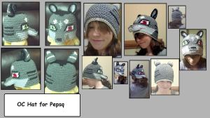 OC Hat for Pepsq by TinyHatter