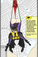 Batgirl's accident by seseta