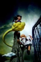 Dragon Ball by emograph