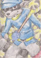 The name is Cooper, Sly Cooper by Hukkis