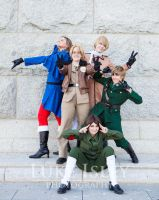 Hetalia: Peace Yo! by Skarlog