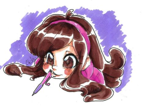 Mabel Pines by Chibi-Chibs
