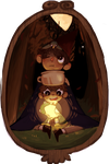 Over The Garden Wall by Torifalls