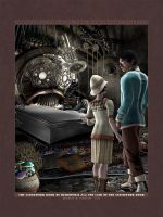 The Clockwork Book by BWS
