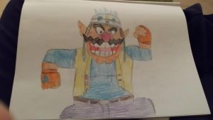 SMASH-able Wario by Rayman901