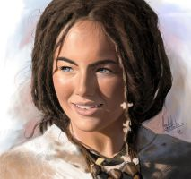 Camilla Belle by hlcaste