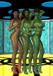 Orions: A Colorful History- Muni's and Offworlders by TrekkieGal