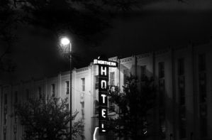 Northern Hotel by josafisch