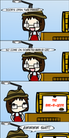 4koma: BBQ'r by ORT451