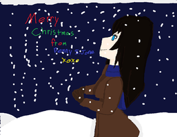 Merry Christmas from Pennsylvania by girlnephilim90