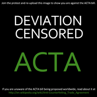 Deviation Censored: ACTA by MrsHellman