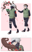 Happy birthday, Kakashi-senpai by medli
