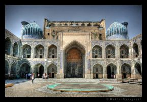 Samarqand by colpewole