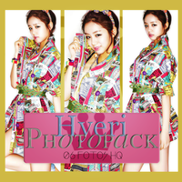 Photopack Hyeri- Girl's Day 004 by DiamondPhotopacks