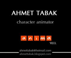 AHMETTABAK Commercial Animation Reel by ahmettabak