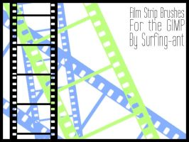 Filmstrip Brushes by surfing-ant