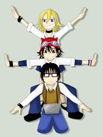 SKET DANCE IS FRIGGIN EPIC by eyfey