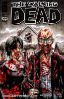 Undead American Gothic sketch cover by gb2k