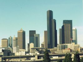 Greetings from Seattle by liznat