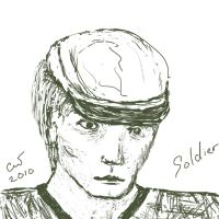 Soldier by shaharw