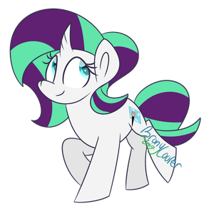 Woop (Point Commission) by BronyCooper