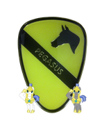 1st Cavalry Unit (Pegasus) by THAT1ANDONLY